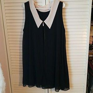 Alfani flowy dress size 14